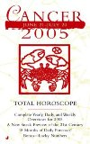Book Cover Cancer (Total Horoscopes 2005)