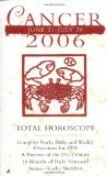 Book Cover Cancer (Total Horoscopes 2006)