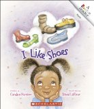 Book Cover I Like Shoes (Rookie Reader: Rhyme)