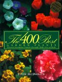 Book Cover 400 Best Garden Plants: A Practical Encyclopedia of Annuals, Perennials, Bulbs, Trees and Shrubs
