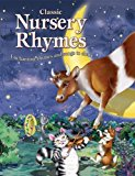 Book Cover Classic Nursery Rhymes