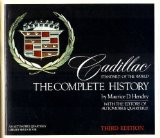 Book Cover Cadillac: Standard Of The World (An Automobile quarterly library series book)