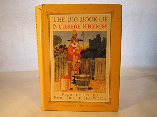 Book Cover Big Book Of Fairy Tales & Big Book of Nursery Rhymes