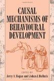Book Cover Causal Mechanisms of Behavioural Development