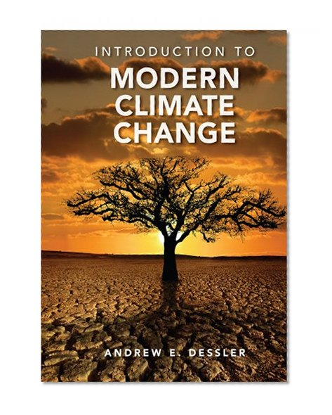 Book Cover Introduction to Modern Climate Change