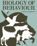 Book Cover Biology of Behaviour: Mechanisms, functions and applications