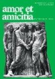 Book Cover Amor et amicitia (Themes in Latin Literature)
