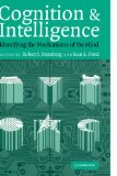 Book Cover Cognition and Intelligence: Identifying the Mechanisms of the Mind