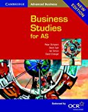 Book Cover Business Studies for AS OCR