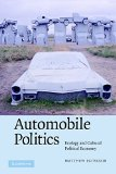 Book Cover Automobile Politics: Ecology and Cultural Political Economy
