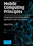 Book Cover Mobile Computing Principles: Designing and Developing Mobile Applications with UML and XML