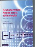 Book Cover Next Generation Mobile Access Technologies: Implementing TDD