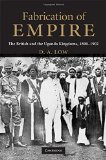 Book Cover Fabrication of Empire: The British and the Uganda Kingdoms, 1890-1902