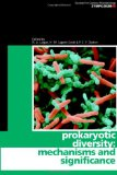 Book Cover Prokaryotic Diversity: Mechanisms and Significance (Society for General Microbiology Symposia)