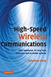 Book Cover High-Speed Wireless Communications: Ultra-wideband, 3G Long Term Evolution, and 4G Mobile Systems
