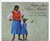 Book Cover Shoes Like Miss Alice's