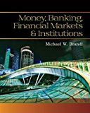 Book Cover Money, Banking, Financial Markets and Institutions