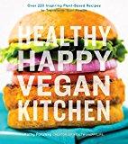 Book Cover Healthy Happy Vegan Kitchen