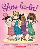 Book Cover Shoe-la-la!