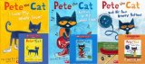 Book Cover Pete the Cat Book and CD Pack (Book and CD) : Pete the Cat and His Four Groovy Buttons / Pete the Cat: I Love My White Shoes /Pete the Cat: Rocking in My School Shoes (Pete the Cat)