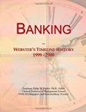 Book Cover Banking: Webster's Timeline History, 1999 - 2000