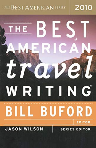 Book Cover The Best American Travel Writing 2010