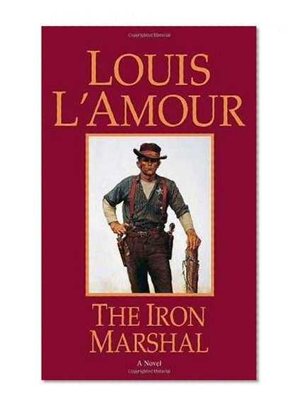 Book Cover The Iron Marshal: A Novel