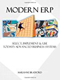 Book Cover Modern ERP: Select, Implement & Use Today's Advanced Business Systems