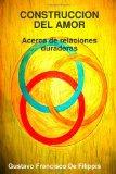Book Cover CONSTRUCCION DEL AMOR Acerca de relaciones duraderas (Spanish Edition)