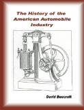 Book Cover History of the American Automobile Industry