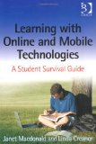 Book Cover Learning with Online and Mobile Technologies