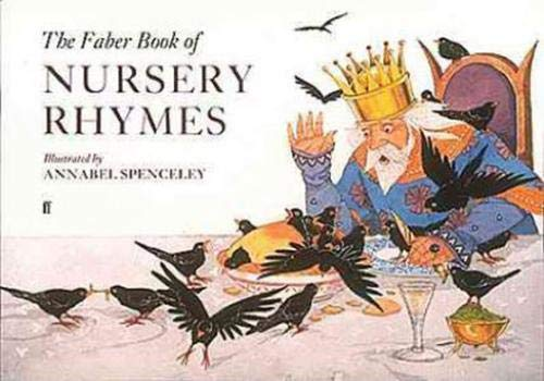 Book Cover The Faber Book of Nursery Rhymes (Faber Edition)