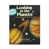 Book Cover Looking at the Planets: A Book About the Solar System/With a Glow in the Dark Planet Mobile