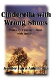 Book Cover Cinderella with Wrong Shoes: Poems by a young woman with autism