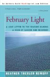 Book Cover February Light: A Love Letter to the Seasons During a Year of Cancer and Recovery