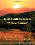 Book Cover Living With Cancer as