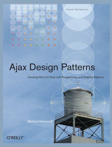 Book Cover Ajax Design Patterns