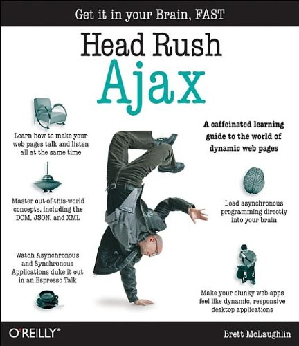 Book Cover Head Rush Ajax