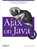 Book Cover Ajax on Java