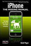 Book Cover iPhone: The Missing Manual