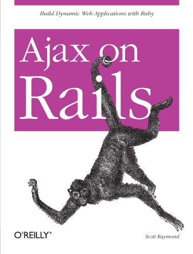 Book Cover Ajax on Rails: Build Dynamic Web Applications with Ruby