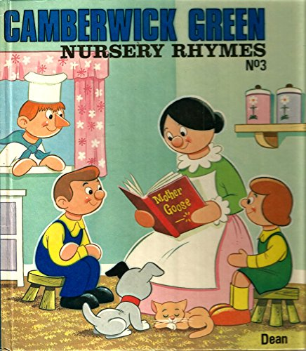 Book Cover Camberwick Green Nursery Rhymes: No. 3