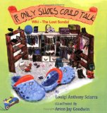 Book Cover If Only Shoes Could Talk: Wiki The Lost Sandal