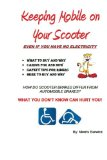 Book Cover Keeping Mobile on Your Scooter: Taming Your Mobility Scooter