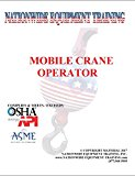 Book Cover MOBILE CRANE OPERATOR STUDY MATERIAL