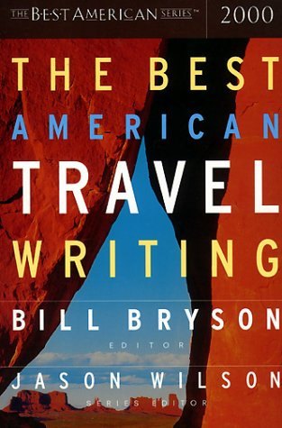 Book Cover The Best American Travel Writing 2000