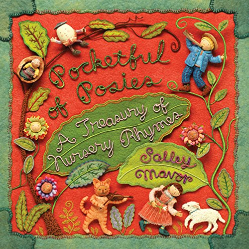 Book Cover Pocketful of Posies: A Treasury of Nursery Rhymes
