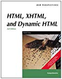 Book Cover New Perspectives on HTML, XHTML, and Dynamic HTML, Comprehensive, Third Edition (New Perspectives Series)