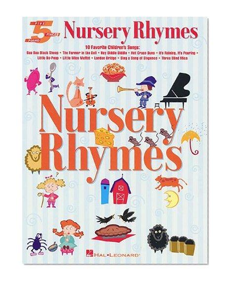 Book Cover Nursery Rhymes