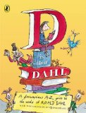 Book Cover D is for Dahl